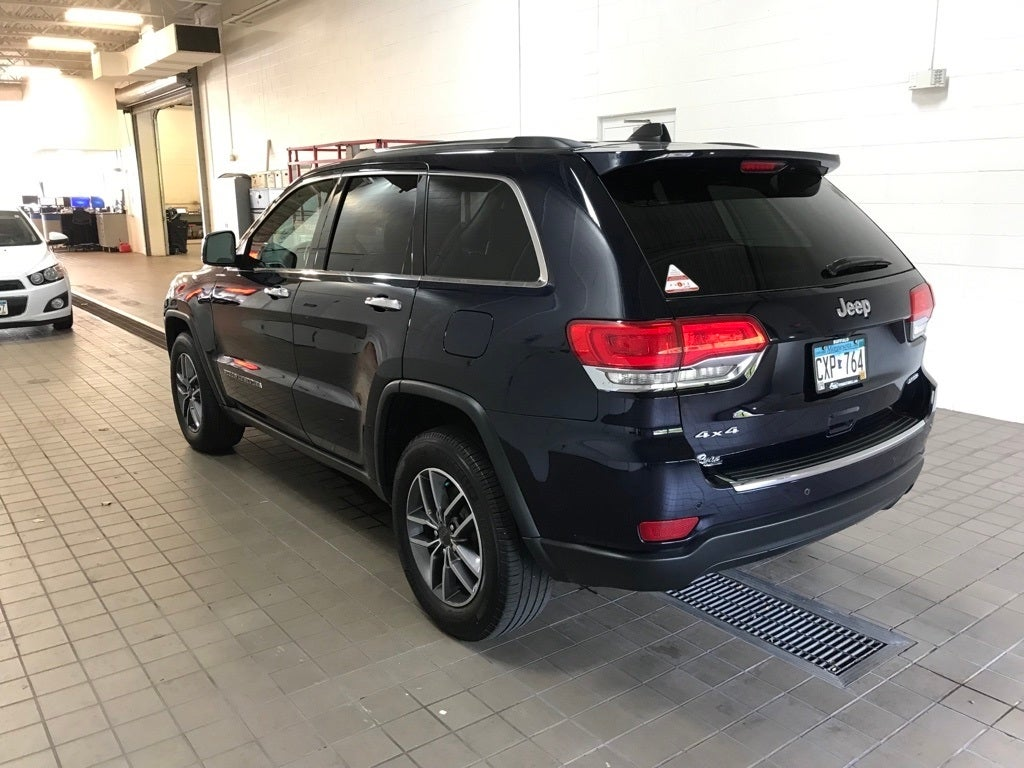 Used 2018 Jeep Grand Cherokee Limited with VIN 1C4RJFBG7JC373280 for sale in Buffalo, Minnesota